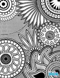 131 Dessins De Coloriage Anti Stress Imprimer