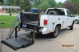 Find used 1998 chevy cheyenne pick up truck 2500 with liftgate in ...