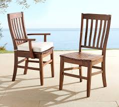 wood patio dining furniture. Simple Furniture Benchwright Outdoor Dining Chair Intended Wood Patio Furniture F