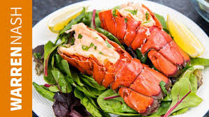 How to cook Lobster Tail on the Stove ...