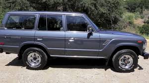 1988 FJ62 Land Cruiser For Sale at TLC - YouTube
