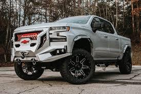 Lifted Chevy Trucks   Custom 4x4 Chevrolet Trucks   Rocky Ridge Trucks