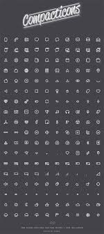 Web Design Icon Psd Compacticons 180 Psd Tiny Icons Mobile Icon Website