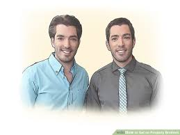 How to Get on Property Brothers with Example Application