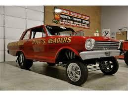All Chevy chevy 2 2 : eBay Find: Doug Thorley 'Chevy 2' Much Re-Creation - Dragzine