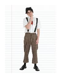 nerd costume for men