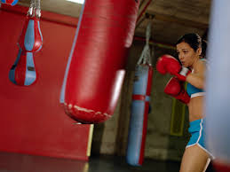 boxing for fitness knock out the pounds