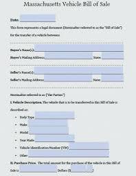 bill of sale template ma bill of sale template ma design template example