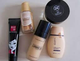 5 affordable foundations for bination oily skin