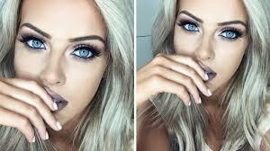 insram bad makeup tutorial chloe boucher
