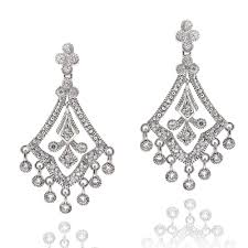 full size of lighting elegant silver chandelier earrings 10 icz stonez sterling cubic zirconia l13863241 silver