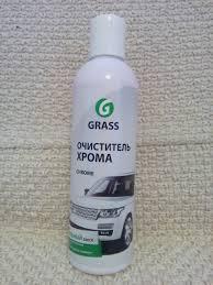 <b>Очиститель хрома GRASS</b> — Renault Duster, 2.0 л., 2016 года на ...
