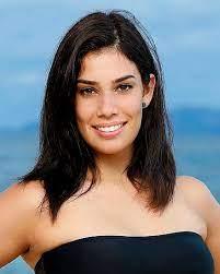 Stephanie Gonzalez on Survivor: Ghost Island on CBS All Access