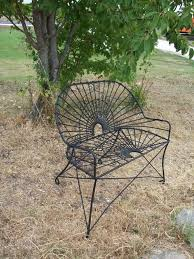 woven metal furniture. The Woven Metal Bench Was Fashioned From One Owned By A Friend. That Stylish Settee Came Several Coordinating Chairs And Seating. Furniture N