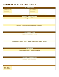 What Is Performance Evaluation Form Delectable Performance Appraisal Template For Managers