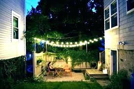 outdoor patio string lights backyard string lights backyard string lighting outdoor patio lighting ideas outdoor patio
