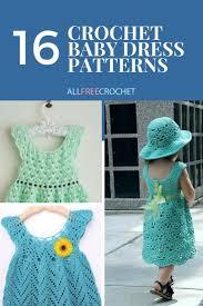 Crochet Baby Dress Pattern Amazing Decorating Design