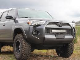 2010-2016 Toyota 4 Runner LED Light Mounts / Brackets by Rigid ...