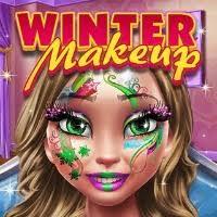 winter makeup winter makeup game