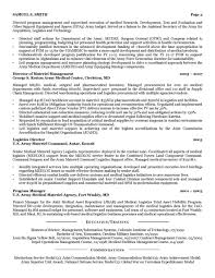 Military To Civilian Resume Free Resumes Tips Bu Peppapp