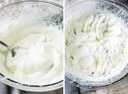 make whipped cream 3 ings