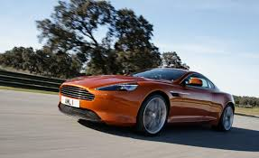 Time to buy Aston Martin Virage (2011 to 2012)