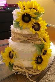 25 best ideas about sunflower baby showers on