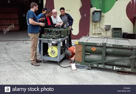quality assurance technicians letterkenny munitions center technicians give field level