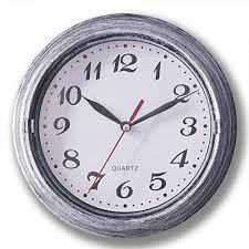details about decorative silent wall clock non ticking decor wall clock 8 inches vintage easy