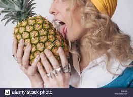Pineapple Like Fruit Stock Photos Pineapple Like Fruit Stock