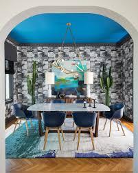 Benjamin Moore Sf Design Center Tour A Colorful Bachelor Pad By Emilie Munroe San