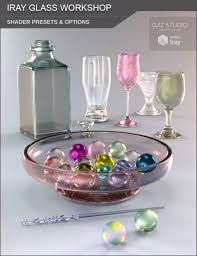 Iray Glass Workshop 3d Models And 3d Software By Daz 3d