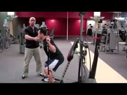bowflex how to squats with the x2se