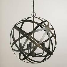 fabulous black orb chandelier matte black glass orb chandelier