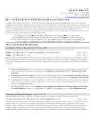 Content Management System Developer Resume New Resume Web
