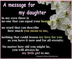 40 Daughter Quotes By QuoteSurf Classy I Love My Daughter Quotes For Facebook