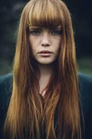 Zrzavé Vlasy Měděné Vlasy
