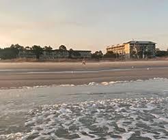 Hilton Head Island Beaches Public Beach Access Beach
