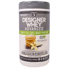 Designer Whey Protein Powder For Weight Loss Designer Protein Designer Whey Advanced Grass Fed 100
