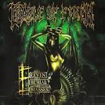 Eleven Burial Masses album by Cradle of Filth