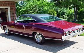 Our Get-Away Car. A '67 Chevy Impala, mrimpalasautoparts.com ...