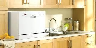 portable dishwasher reviews spt countertop best dishwashers