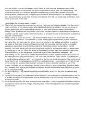 social responsibility essay assignment lisa perez perez lisa 1 pages first aid part 2