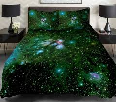 image of amazing galaxy bedding set outer space bedding galaxy bed set
