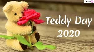 happy teddy day 2020 greetings