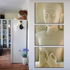 buddha statues home decor minimalist interior design with