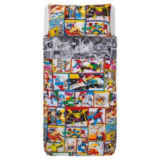 duvet sets marvel marvel comics