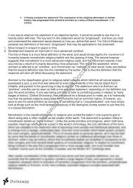 religion and non religion essay year hsc studies of religion and non religion essay
