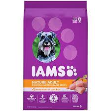 IAMS Proactive Health <b>Dog Food Mature Adult</b> Dry With Real ...