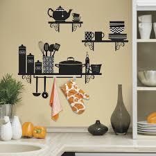 Peel And Stick Wall Decor Kitchen Wonderful Country Kitchen Wall Decor Ideas With Country
